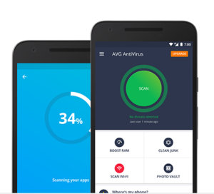 AVG AntiVirus for Andriod