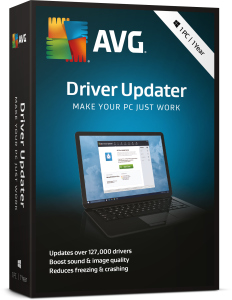 AVG Driver Updater 1PC_1Year