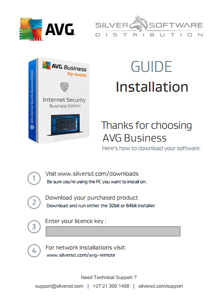 avg internet security business edition license key 2019