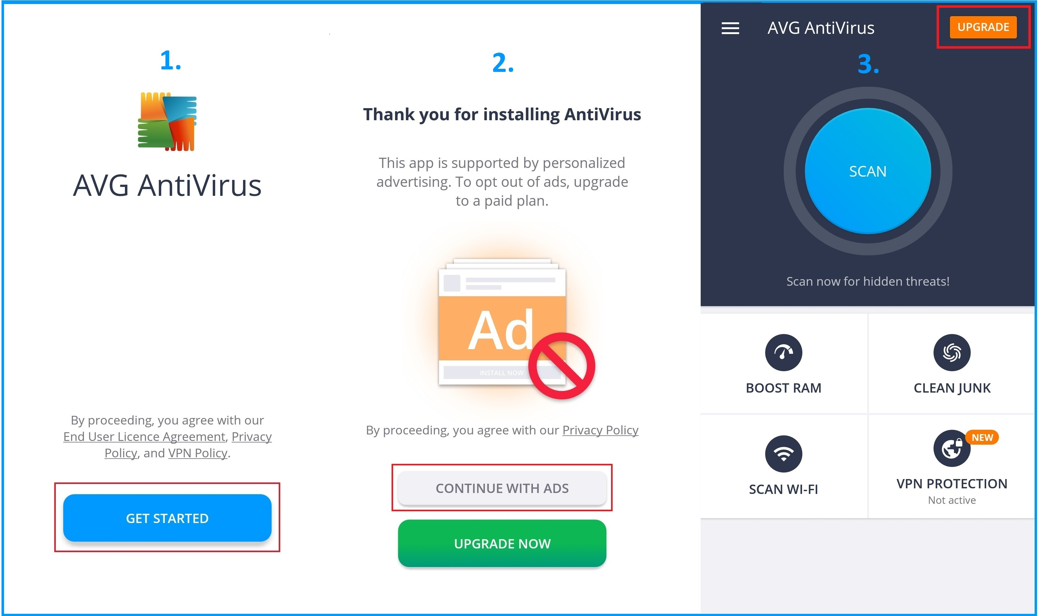 Android Install Guide (Voucher Code)