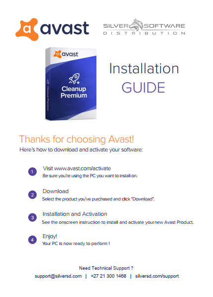 avast cleanup download for pc