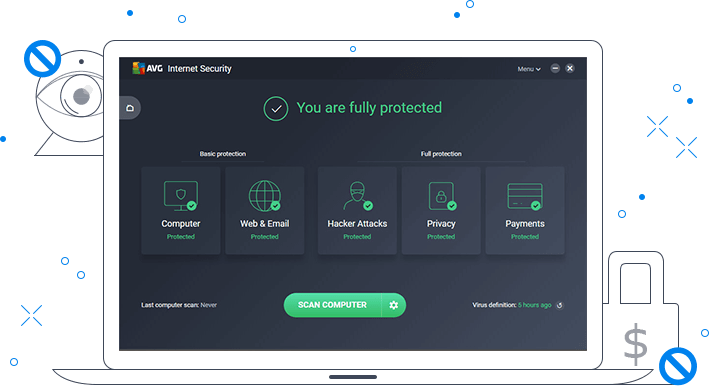 AVG Privacy Protect